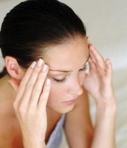 точечный массаж глаз